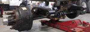 Ремонт и восстановление чулка грузовых автомобилей